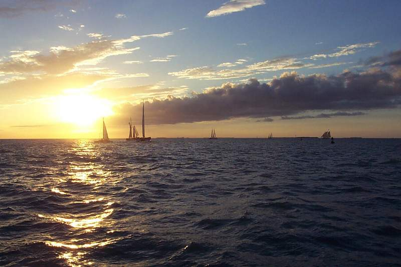 Key West Sunset 0778